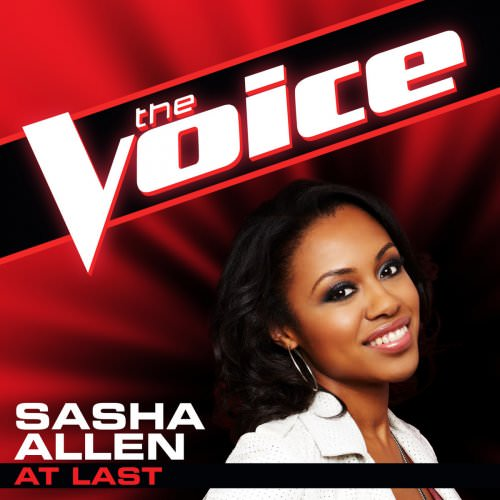 Sasha Allen - At Last (The Voice Performance) Lyrics