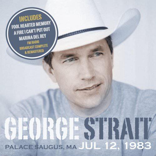 George Strait - Marina Del Rey (Remastered) (Live) Lyrics