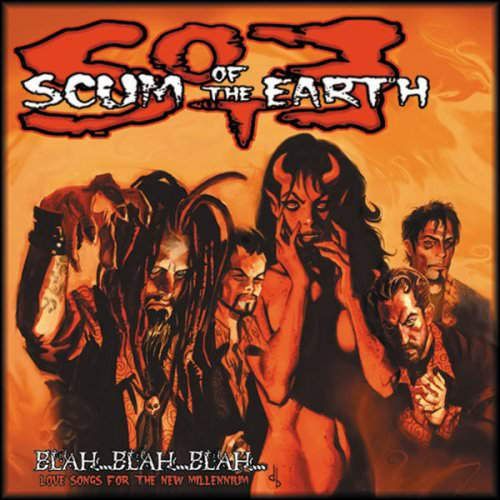 Scum Of The Earth, John Dolmayan & Mike Riggs - Murder Song Lyrics