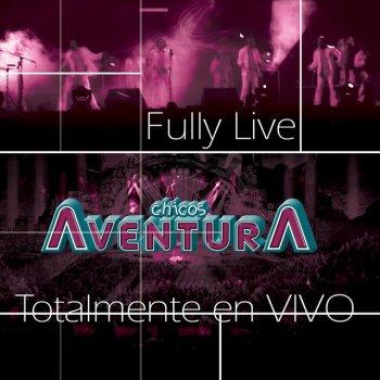 Chicos Aventura - Esa Niña Lyrics