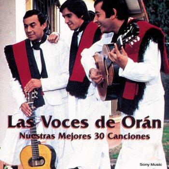 Las Voces De Orán - La Chicharra Cantora Lyrics