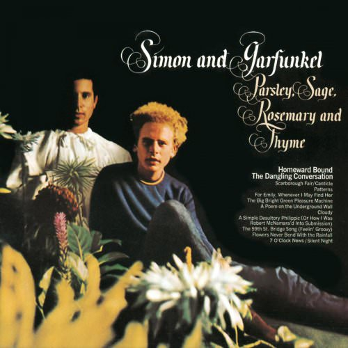 Simon & Garfunkel - A Simple Desultory Philippic (Or How I Was Robert Mcnamara'd Into Submission) Lyrics