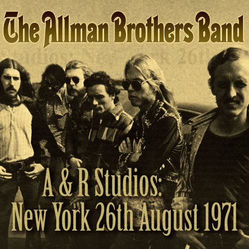The Allman Brothers Band - You Don't Love Me (Version 2) [Live] Lyrics