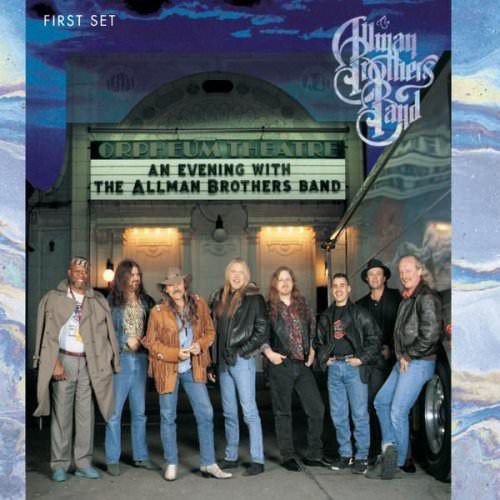 The Allman Brothers Band - End Of The Line - Live Lyrics