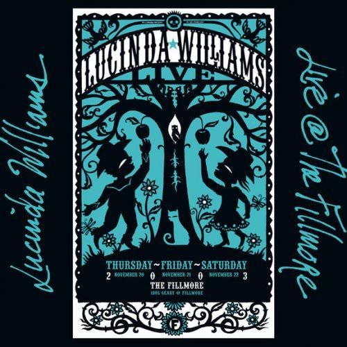 Lucinda Williams - Sweet Side - Live (2003/The Fillmore, San Francisco) Lyrics