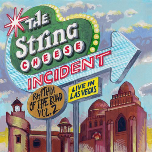 The String Cheese Incident - Come As You Are (Live) Lyrics