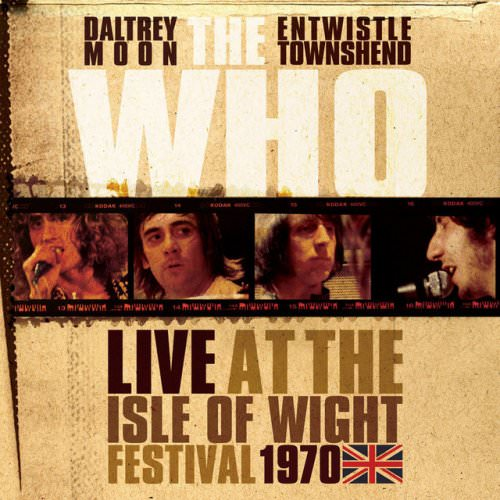 The Who - Water (Live At The Isle Of Wight Festival / 1970) Lyrics