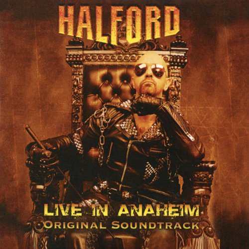 Halford - Handing Out Bullets (Live In Anaheim) Lyrics