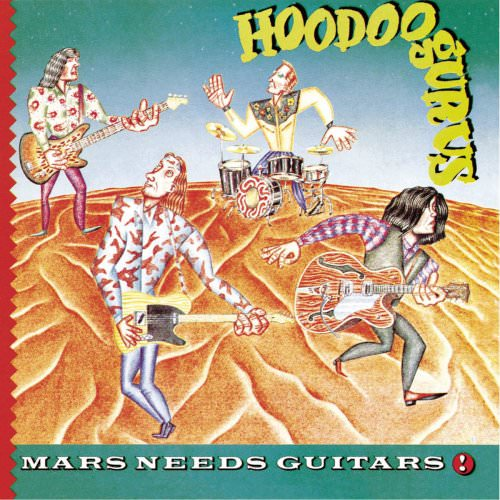 Hoodoo Gurus - Poison Pen (2005 Remaster) Lyrics