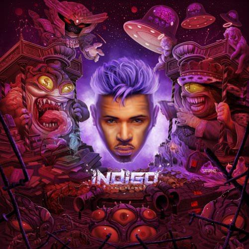 Chris Brown Feat. Justin Bieber & Ink - Don't Check On Me Lyrics