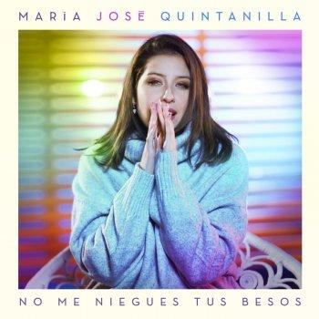 María José Quintanilla - No Me Niegues Tus Besos Lyrics