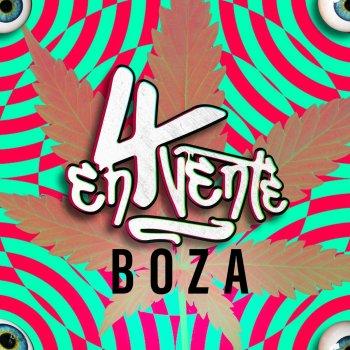 Bozá - En 4 Vente Lyrics