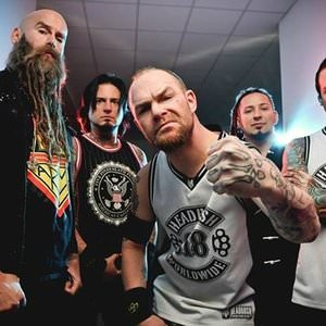 Five Finger Death Punch - The Way Of The Fist (Live) Lyrics
