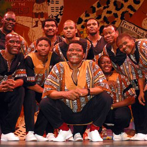 Ladysmith Black Mambazo - Oh Happy Day Lyrics
