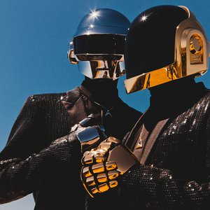 Daft Punk - Around The World (Radio Edit) Lyrics