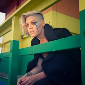 P!Nk Feat. Redman - Get The Party Started/Sweet Dreams Lyrics