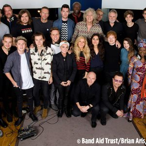Band Aid 30 - Do They Know It's Christmas (Deutsche Version) Lyrics
