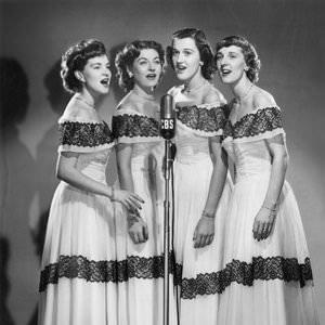 The Chordettes - Eddie My Love (1956) Lyrics